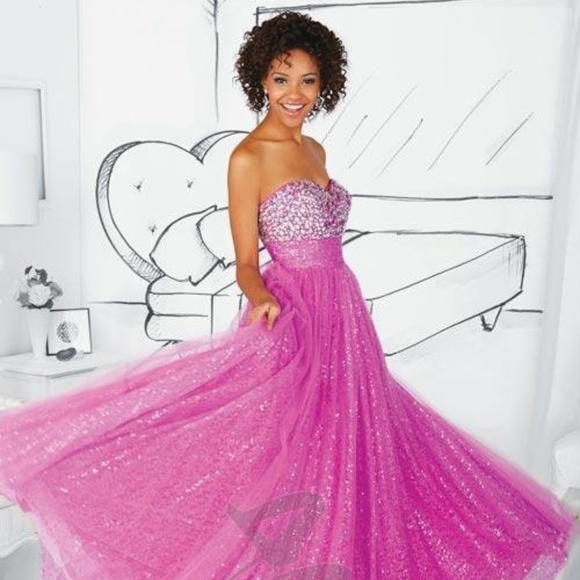Tiffany Designs Dresses & Skirts - Prom Dress 61116